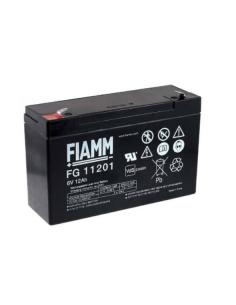 Аккумуляторная батарея 6V 12Ah FIAMM FG11201