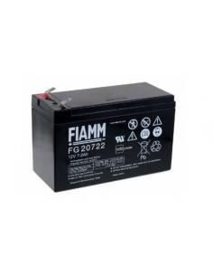 Lead Acid Battery 12V 7.2Ah FIAMM FG20722