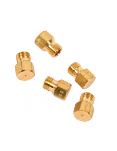 Stove Butane Gas Injectors M6 ELECTROLUX, ZANUSSI, 5 pcs, 4055071668