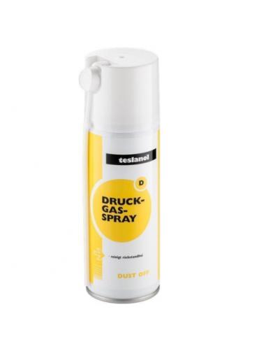 Compressed Air Spray Can TESLANOL, 200ml