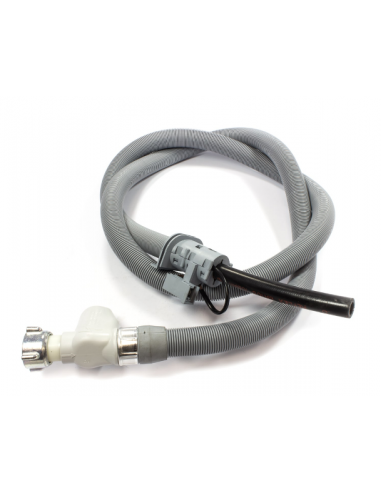 Dishwasher Water Supply Inlet Hose 2m with Aquastop Valve AEG ELECTROLUX, 1115765024 alternative