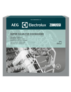Super Clean for Dishwashers ELECTROLUX M3DCP200, 2 sachets, 9029799203