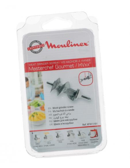 MOULINEX Meat Mincer Auger, XF911101