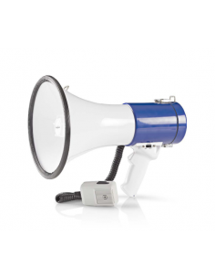Megaphone 25W with Detachable Microphone