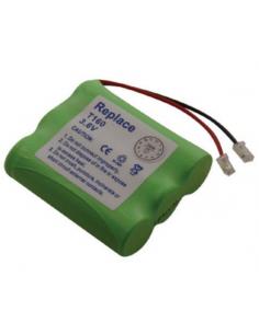 Battery for Cordless Phone T160 3.6V 3xAA 600mAh Ni-Mh CPAA36047