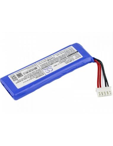 Battery for JBL Flip4 Speaker 3.7V 3Ah Li-Po