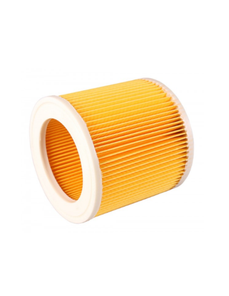 Cartridge Filter For Vacuum Cleaner KARCHER, 6.414-552.0 replacement