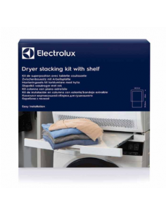 Dryer Stacking Kit With Shelf E4YHMKP2 ELECTROLUX, 9029797959
