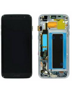 SAMSUNG GALAXY S7 EDGE G935 LCD Display module, Black, GH97-18533A