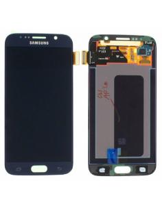 SAMSUNG GALAXY S6 G920F LCD Display Module, Black, GH97-17260A