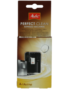 MELITTA Perfect Clean Tabs