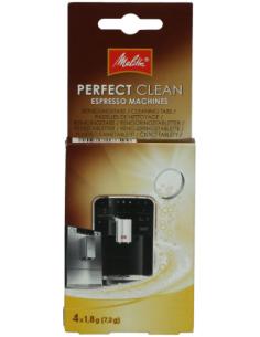 MELITTA tīrīšanas tabletes kafijas aparātiem