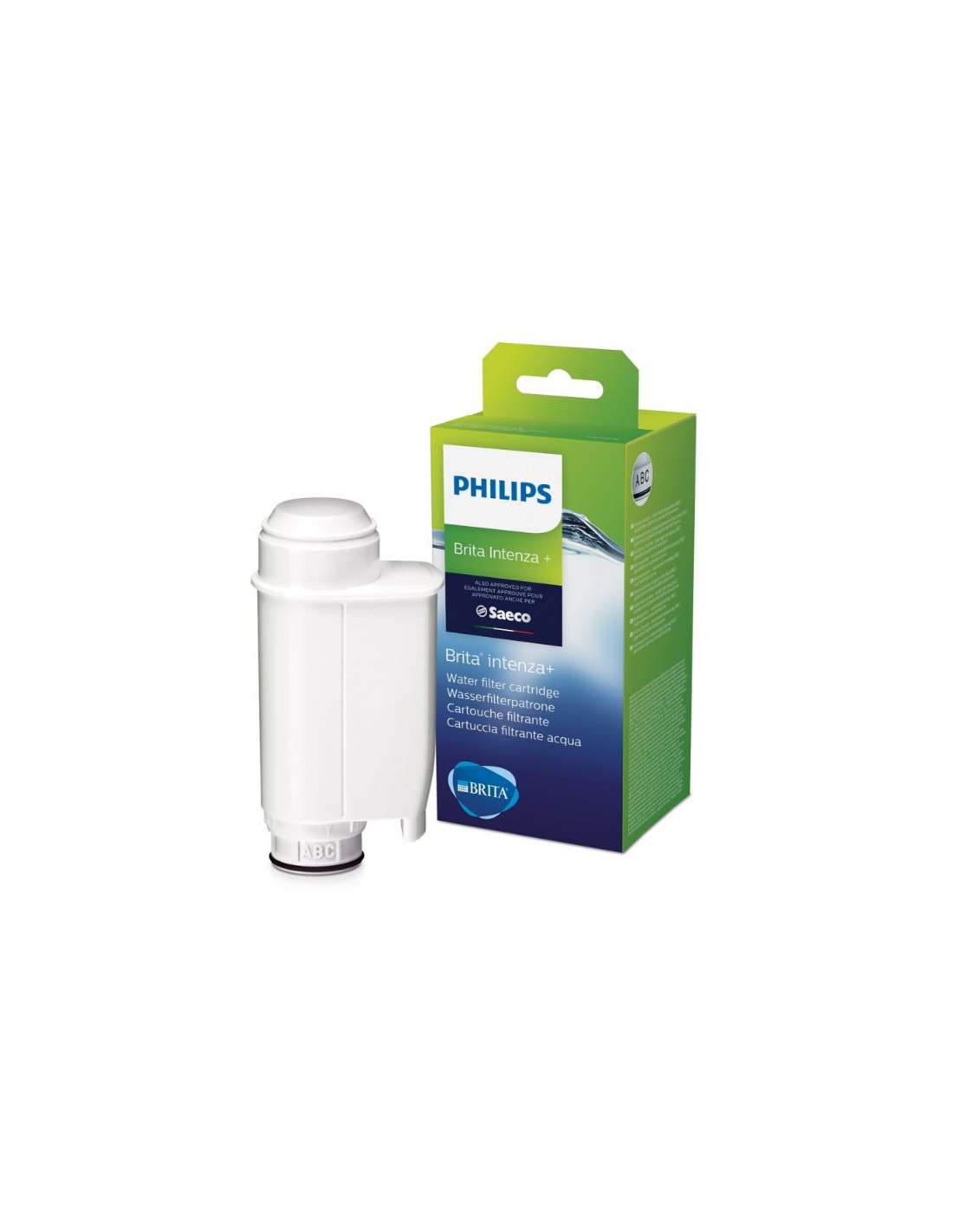 Water Filter Cartridge Philips Saeco Ca6702 10