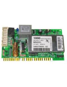 Electronic module, control...