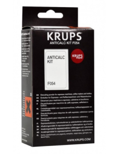 KRUPS F054 Descaling AntiCalc Kit 2 pcs, F054001A