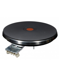 Hot Plate 2000W Ø180mm 4mm EGO 13.18463.040