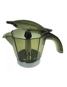 Coffee Pot for 2 Caps...