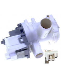 Drain Pump, 34W, Ø30/24mm,...