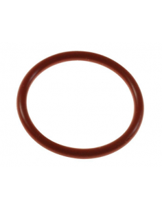 JURA silikona blīvgredzens o-ring 42x35x3.5mm sarkans 70FDA