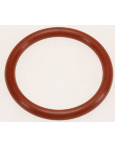 O-ring Silicone Seal 43.3x34.74.3mm, red FDA, DELONGHI 5332149100