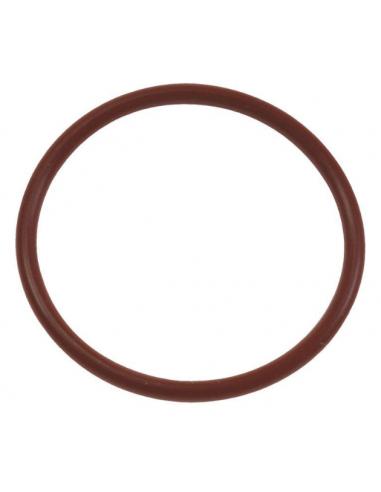 PHILIPS SAECO o-ring blīvgredzens 30x26x2mm, sarkans, 70 FDA