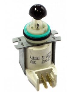 BOSCH Dishwasher Solenoid Outlet Valve, 00166874
