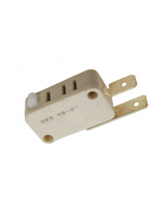 Dishwasher Door Microswitch 250V 16A 2-cont.