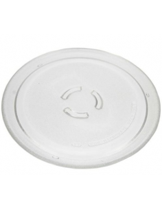 Microwave Oven Plate 28cm WHIRLPOOL INDESIT