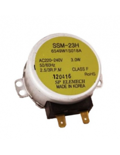 Microwave Oven Motor SSM23H...