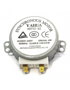 Microwave Oven Motor...