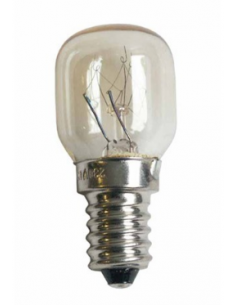 Fridge lamp E14 15W 230V universal
