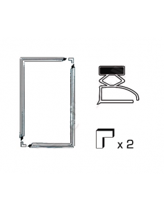 Magnetic Door Seal Kit...